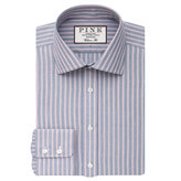 Thomas Pink Edwin Stripe Classic Fit Button Cuff Shirt