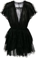 Amen lace mini dress