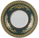 Versace Medusa Red Tea Saucer
