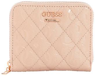 GUESS SR787437ROS Lola Zip Around Wallet