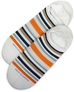 Marcoliani Milano Portofino Stripe No-Show Socks