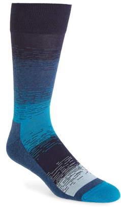 Nordstrom Random Lines Socks