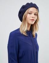 Warehouse Wool Beret Hat