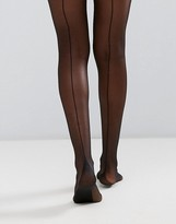Gipsy French Back Seam Tights