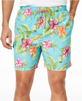 Tommy Bahama Men's Naples Trikala Keys Sun Protection 50 Swim Trunks