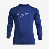 Nike Pro Big Kids' (Boys') Long Sleeve Training Top