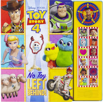 Toy Story The Toys Are Back Play-a-Sound Book
