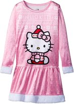 Hello Kitty Big Girls' Holiday Dorm