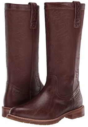 Lucchese All-Weather Waterproof Rain Boot