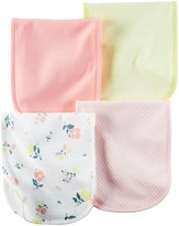 Carter's Burp Cloths - Cotton - Camping - 4 ct