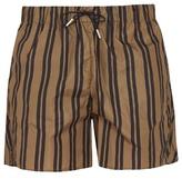 Acne Studios Perry-print Swim Shorts