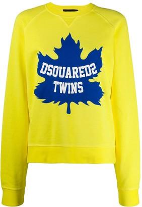 DSQUARED2 Twins sweatshirt