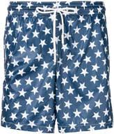 Eleventy star print swim shorts