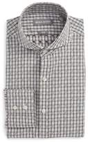 Michael Bastian Men's Trim Fit Check Dress Shirt