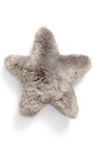 Nordstrom Cuddle Up Faux Fur Star Pillow