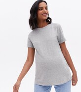 Thumbnail for your product : New Look Maternity Roll Sleeve T-Shirt