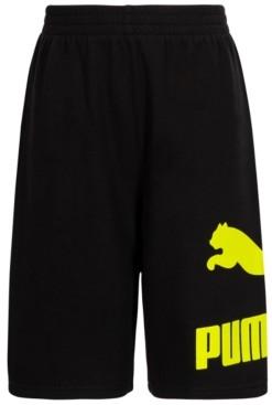 Puma Big Boys French Terry Shorts
