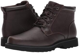 Rockport Northfield Waterproof Boot (Chocolate) Men's Boots