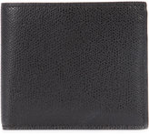 Valextra fold out wallet - men - Leather - One Size