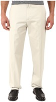Dockers Signature Khaki D4 Relaxed Fit Flat Front