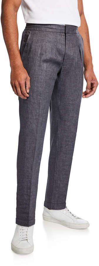 look for innovative design real quality Ralph Lauren Men Linen Pant - ShopStyle