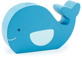 Pearhead Wooden Whale Bank