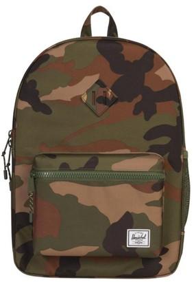 Herschel Camo Backpack