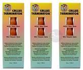 Mr. Pumice Callus Terminator 4oz 3 PC by