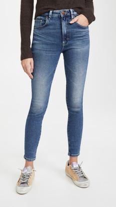 Lee Vintage Modern High Rise Skinny Jeans