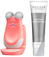 NuFace Refreshed Trinity with Facial Trainer in Coral Crush