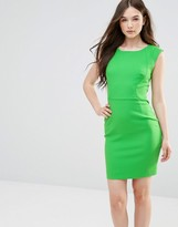 French Connection Whisper Light Fitted Dress