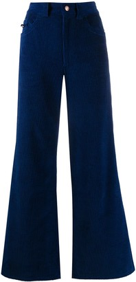 Marc Jacobs Corduroy Flared Jeans