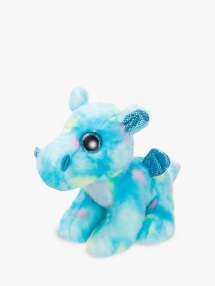 Aurora World Sparkle Tales Storm Dragon Soft Toy
