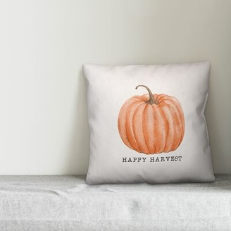 Gracie Oaks Sonoma Happy Harvest Throw Pillow Gracie Oaks