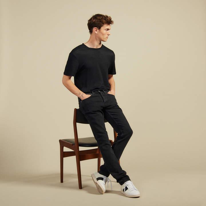 Sandro Black jeans - Skinny cut