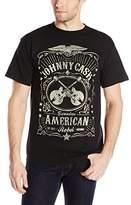 Zion Rootswear Men's Johnny Cash American Rebel T Shirt