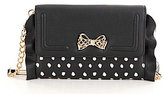 Betsey Johnson Flouncin' Around Dotted Wallet on A String