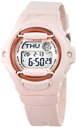Casio Baby-G Quartz Digital Dial Ladies Watch BG-169G-4BCR