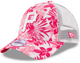 New Era Girls' Pittsburgh Pirates Flower Power 9FORTY Cap