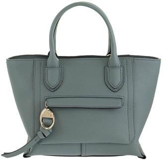 Longchamp Top Handle Bag S Mailbox Sage