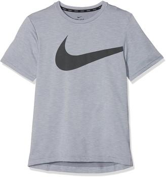 Nike Boys' T-Shirt Breathe Hyper GFX