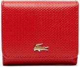 Lacoste Chantaco Medium Trifold Wallet