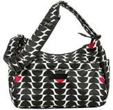 Ju-Ju-Be Infant 'Hobobe' Diaper Bag - Black