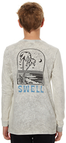 Swell Kids Boys Perfection Ls Tee Black