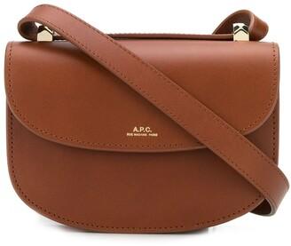 A.P.C. mini Geneve crossbody bag