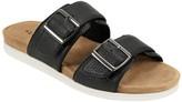 Aerosoles Slip-On Banded Slide Sandals - Hamden