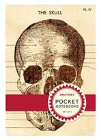 Cavallini & Co. Anatomy Pocket Notebook Set