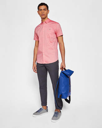 Ted Baker WALLO Oxford cotton shirt