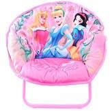 Disney Princess Kids Pink Folding Mini Saucer Chair K314715