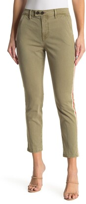 Frame Le Beau Duo Tape Chino Pants